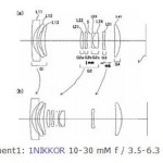 Nikon Patent for 10-30mm f/3.5-6.3 VR Mirrorless Lens