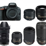 Best Lenses for Nikon D5500 DSLR Camera