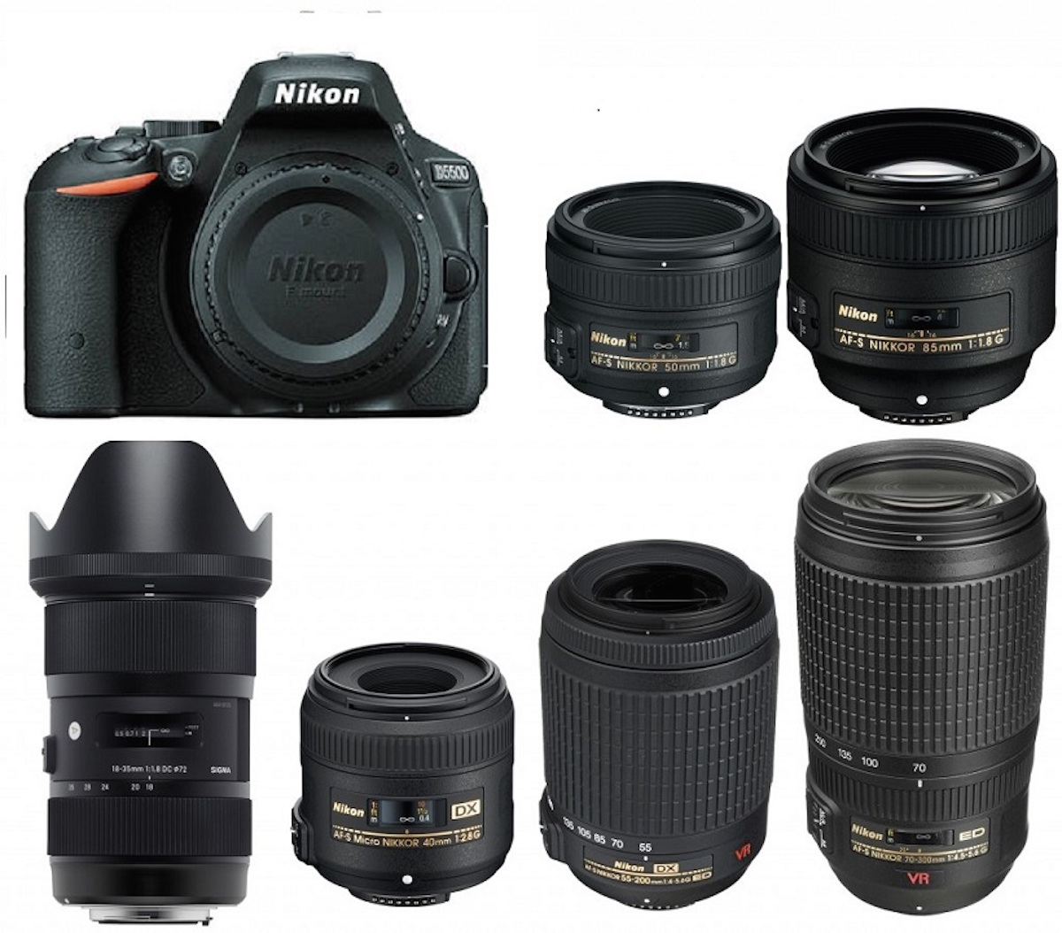 best-Nikon-D5500-lenses