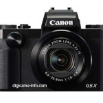 Canon Powershot G5 X and Powershot G9 X Specs and Images Leaked