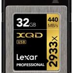 Lexar Professional 2933x XQD 2.0 Card