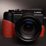 Panasonic GX8 Genuine Leather Camera Cases