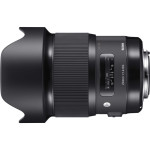Sigma 20mm f/1.4 DG HSM Art Lens Officially Announced