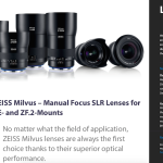 Zeiss Launches Lenspire Photography Platform