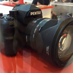 Pentax K-1 is the Name of the Full Frame DSLR Camera