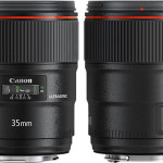 Canon EF 35mm f/1.4L vs EF 35mm f/1.4L II Comparison