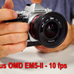 Canon EOS 5Ds, Nikon D810, Pentax 645z, Sony a6000 and Olympus E-M5 II Shutter Sounds Comparison