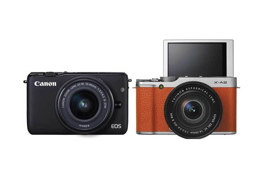 canon-m10-vs-fujifilm-x-a2-comparison