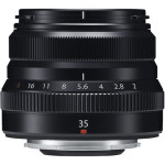 First Fujifilm XF 35mm f/2 R WR Lens Reviews