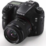 Sony A68 A-mount Camera Officially Announced