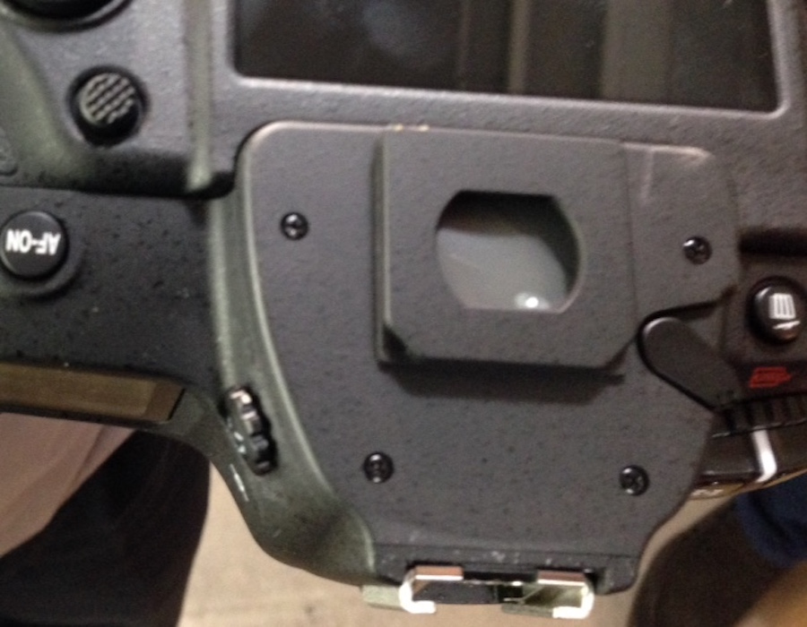 Nikon-D5-viewfinder