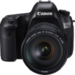 Canon EOS 5DS R DSLR Camera Gets Silver Award from Dpreview