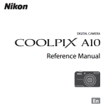 Nikon Coolpix A10 and A100 Compact Cameras Showed Up Online