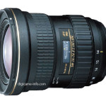 Tokina AT-X SD 14-20mm f/2 PRO IF PRO DX Lens Specifications Leaked