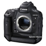 Full Canon 1D X Mark II Specifications and Images Leaked