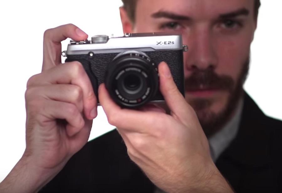 Fuji-X-E2S-camera