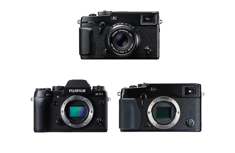 Fujifilm-X-Pro2-vs-X-T1-vs-X-Pro1
