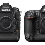 Nikon D5 vs D4s Comparison