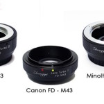 New Zhongyi Lens Turbo Adapters for Micro Four Thirds Cameras