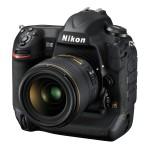 Official Nikon D5 4K Sample Video