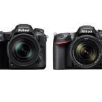 Nikon D500 vs D7200 Comparison