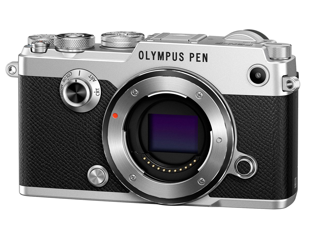 Olympus Pen F Camera Announced With 20mp Sensor And Built