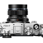 Olympus PEN-F Camera Announced with 20MP sensor and built-in EVF