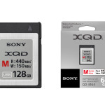 Sony Announced new XQD Cards Designed for Nikon D5 and D500