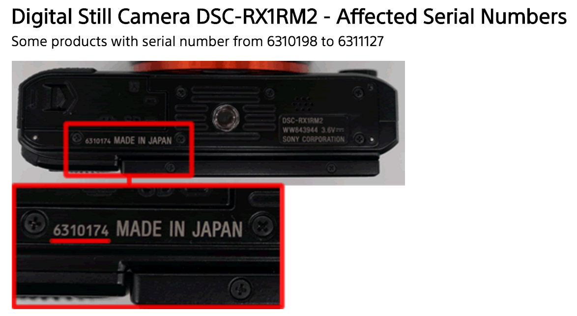 sony-issued-an-advisory-for-the-rx1r-ii-camera