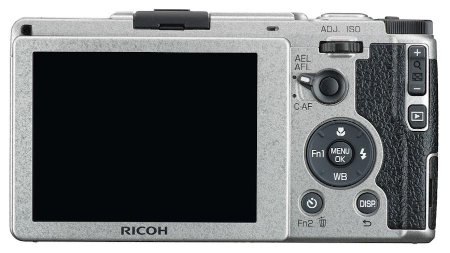 Ricoh-GR-II-Silver-Edition-camera