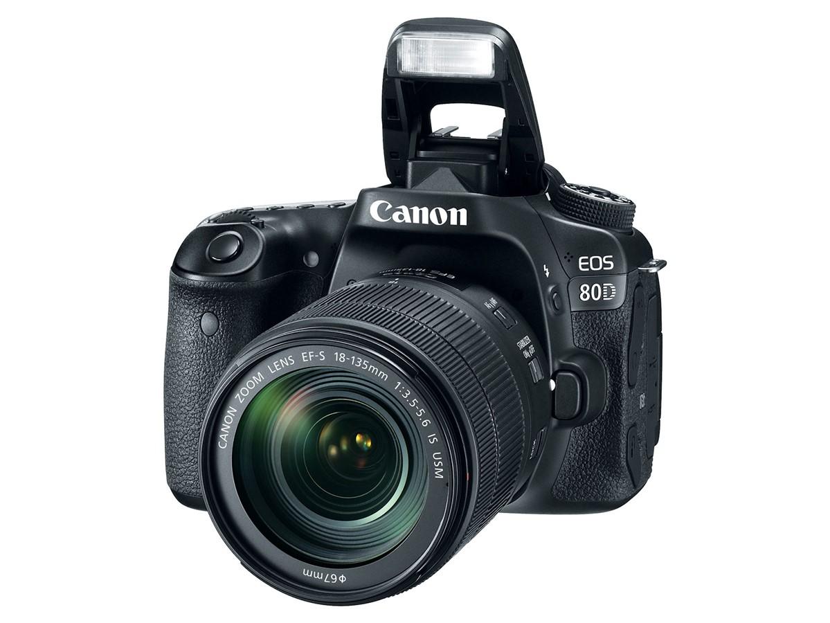 Canon EOS 80D DSLR Officially Announced with 24MP Sensor