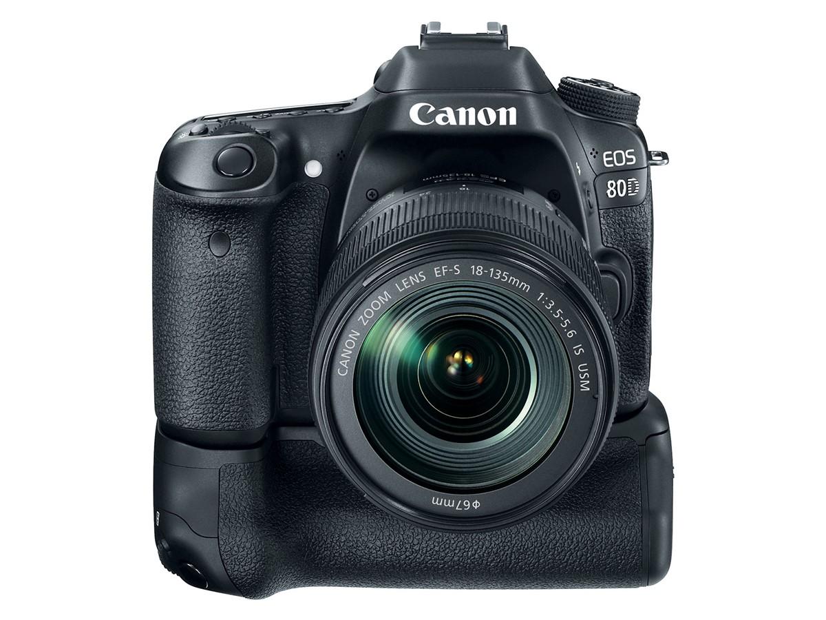 canon eos 80d dslr camera announced with 24mp sensor. Black Bedroom Furniture Sets. Home Design Ideas
