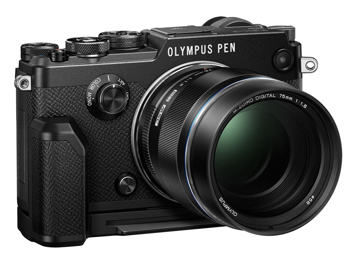 Olympus PEN-F Digital in Stock and Shipping
