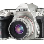 Ricoh Commemorates 80th Anniversary Released Pentax K-3 II Silver Edition Camera