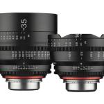 Rokinon Announces Xeen 14mm T3.1 and 35mm T1.5 Full-Frame Video Lenses