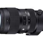 Sigma 50-100mm f/1.8 DC HSM Art Lens Officially Announced