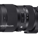 Sigma 50-100mm f/1.8 DC HSM Art Lens To Be Announced Soon