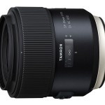 Tamron Announce the World's First 85mm f/1.8 Lens with VC for full-frame DSLRs