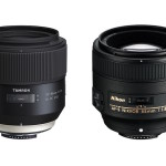 Tamron SP 85mm f/1.8 Di VC USD vs Nikon AF-S 85mm f/1.8G Comparison