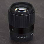 Sigma 30mm F1.4 DC DN Lens Additional Coverage