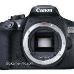First Canon 1300D Images Leaked Online