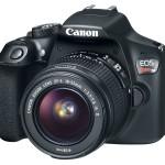 Canon EOS Rebel T6 DSLR Camera Officially Announced