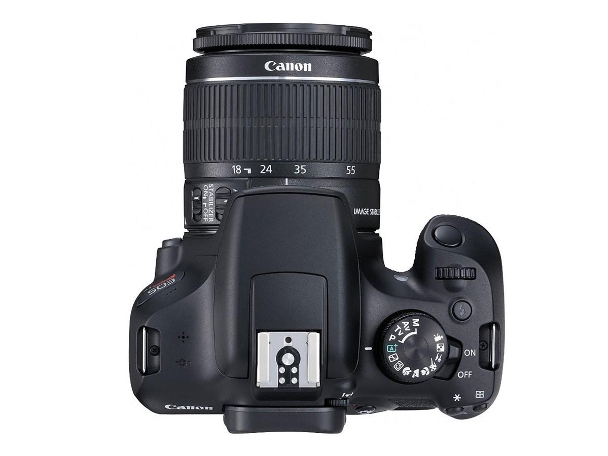 Canon EOS Rebel T6 DSLR Camera 03