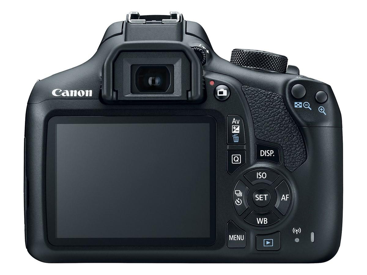 Canon EOS Rebel T6 DSLR Camera 05