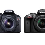 Canon Rebel T6 vs Nikon D3300 Comparison