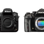 Nikon D810 vs Pentax K-1 Comparison