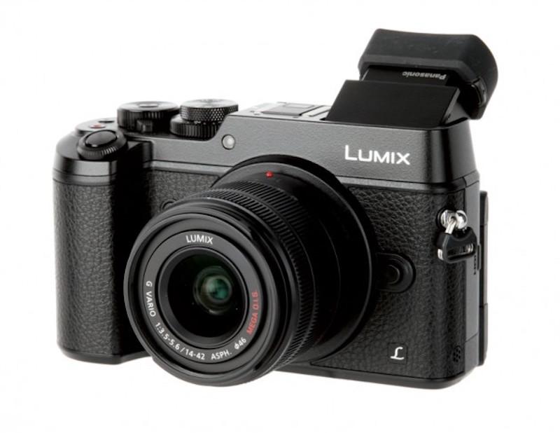 Panasonic GX8 Mirrorless Camera Gets Silver Award from Dpreview