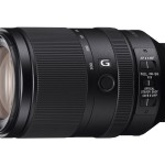 Sony FE 70-300mm f/4.5-5.6 G OSS and 50mm f/1.8 Lenses Announced