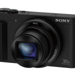 Sony HX80 Compact Camera Announced with 30x Zoom