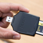 Lexar Announces a new Professional XQD 2.0 USB 3.0 reader